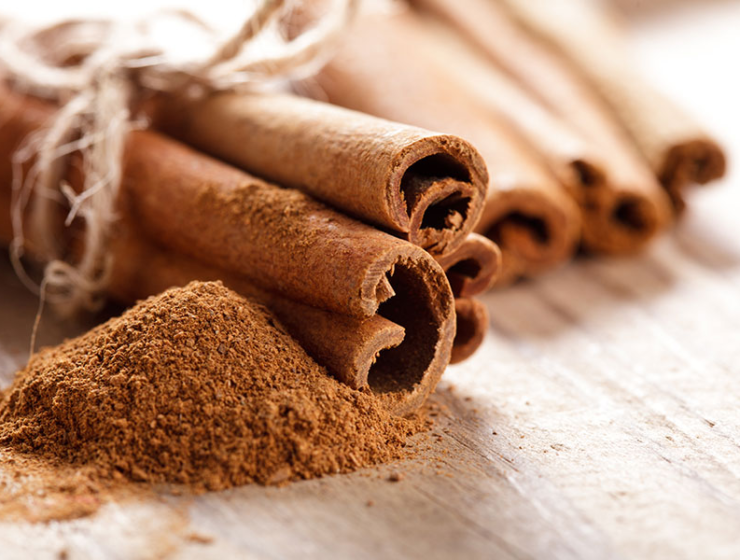 Great Health Benefits of Cinnamon