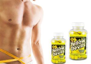 Yellow Devils Ephedra Diet Pills